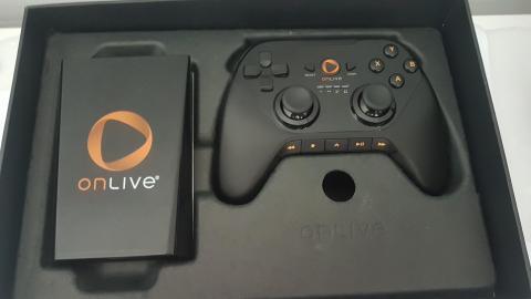 Una microconsola de la ya extinta Onlive. ¿Apostarán Sony y Microsoft por un formato similar para sus PS5 y próximas Xbox?