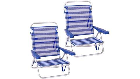 Pack sillas de playa