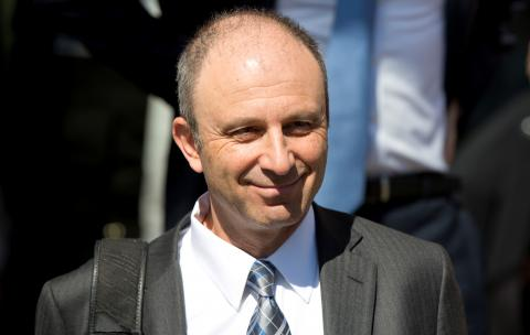 El presidente mundial de investigación y desarrollo de Pfizer, Mikael Dolsten.