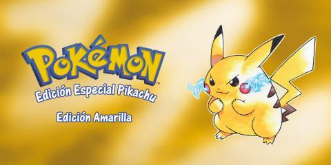 Pokemon Edicion Amarilla