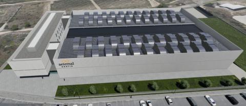 Proyecto de centro de inteligencia artificial en Álava de la empresa Aternal Mentis.
