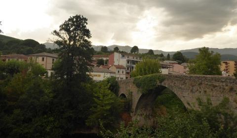 Puente Medieval, Ávila.