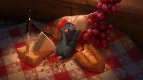 'Ratataouille'.