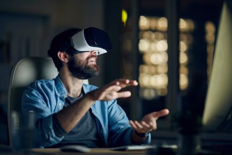 Realidad virtual en empresa