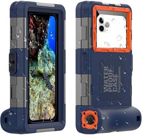 shellbox funda impermeable móviles