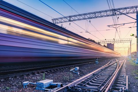 Tren alta velocidad BI