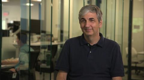 Nedim Altaras, vicepresidente senior de desarrollo técnico de Moderna.