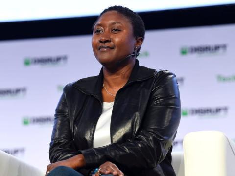 Aicha Evans, CEO de Zoox