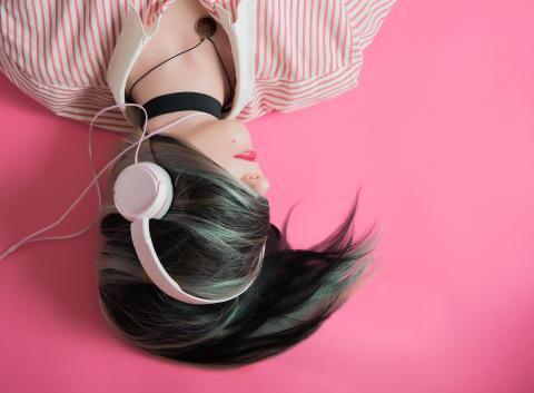 Auriculares dormir