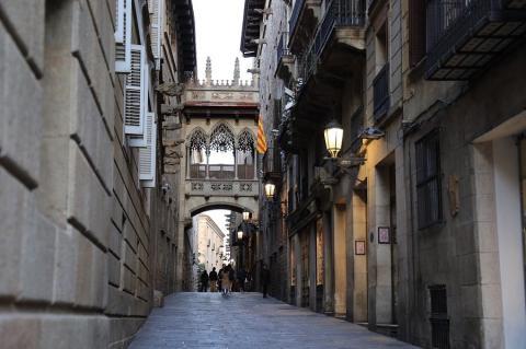 Barrio Gótico.