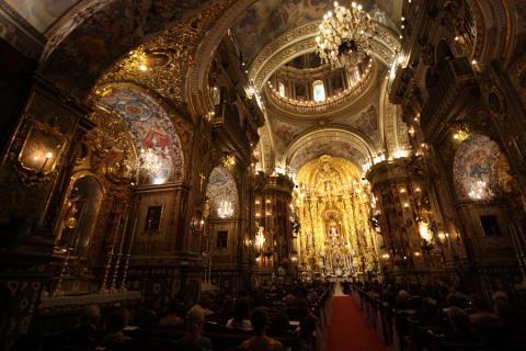 Basílica de San Juan de Dios, Granada.