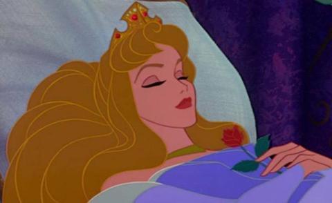 'La bella durmiente'.