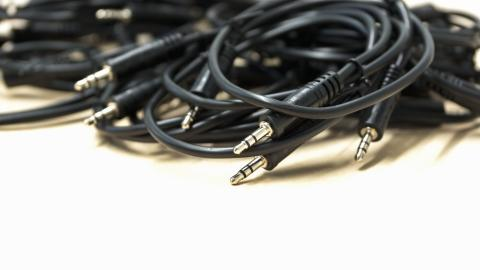 Cables enchufes