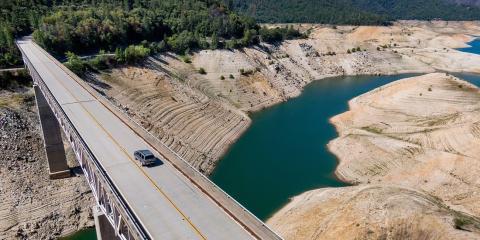 California y gran parte del suroeste de Estados Unidos se encuentran actualmente inmersos en una sequía sin precedentes.