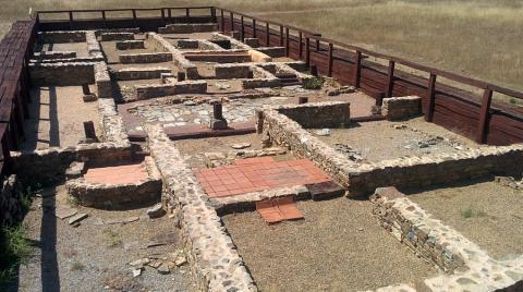 Campamento romano Petavonium, Zamora.