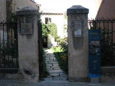 Casa-Museo de Antonio Machado, Segovia.