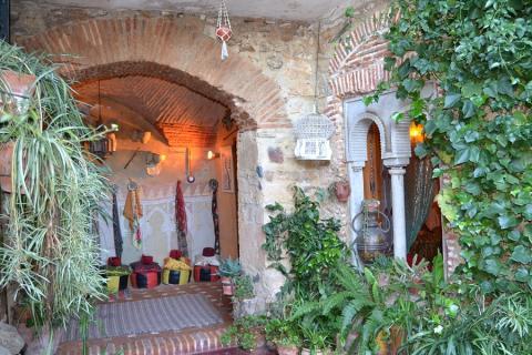 Casa Museo Árabe Yussuf al Burch, Cáceres.