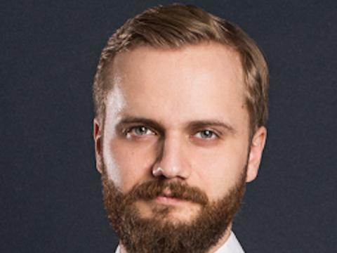 El CEO de Copper, Dmitry Tokarev.
