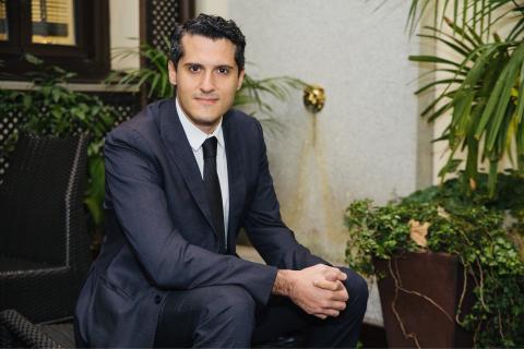 Juan Ferrer, CEO de Hipoo.