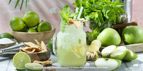 Cócteles veraniegos con y sin alcohol, receta de Mercadona