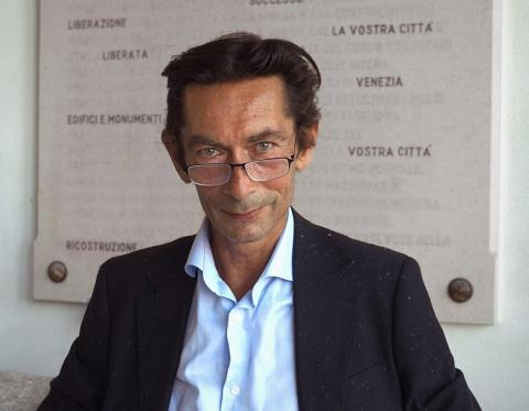 Marco Gasparinetti, concejal de Venecia.