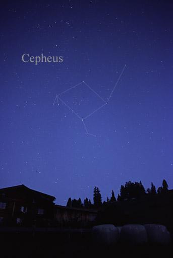 Constelación de Cefeo