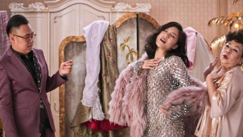 'Crazy Rich Asians'.