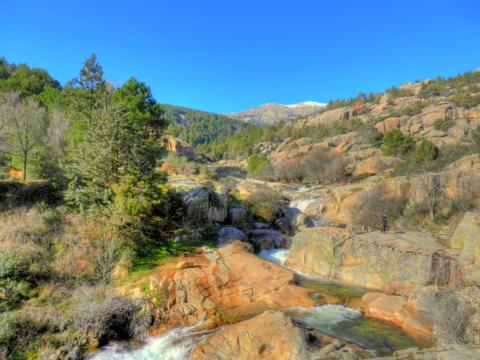 Cuenca alta del Manzanares.
