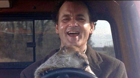 'El día de la marmota'.
