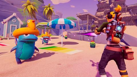'Die After Sunset', juego que desarrolla Playstark games.