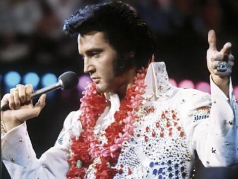 """Elvis Presley may have been considered for an iconic cameo in """"Grease."""""""