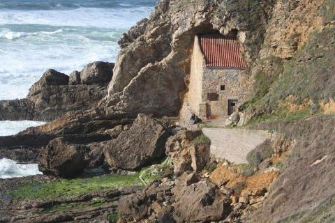Ermita de Santa Justa, Cantabria.