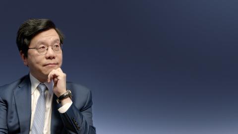 El experto en inteligencia artificial Kai-Fu Lee. BBVA