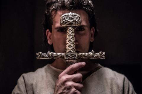 Fotograma de la serie 'El Cid' de Amazon