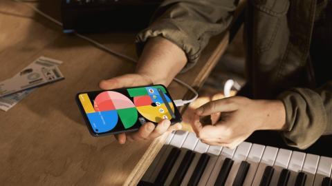 Google Pixel 5A 5G.