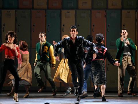 'Grease' se estrenó en Broadway en 1972 y se volvió a realizar en 1994 y 2007.