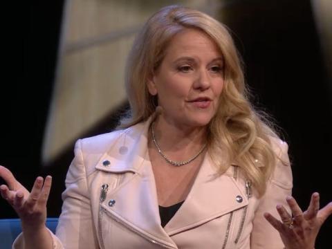 Gwynne Shotwell, directora de operaciones de SpaceX