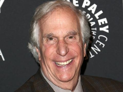 Henry Winkler es conocido por su papel en 'Días felices' de ABC.