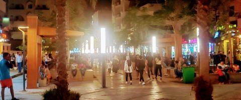 Pasear por las calles de El Cairo, Asuán o Hurghada (en la foto) y mezclarse con la población es totalmente seguro, y el riesgo es el mismo que puedes tener en cualquier ciudad española.