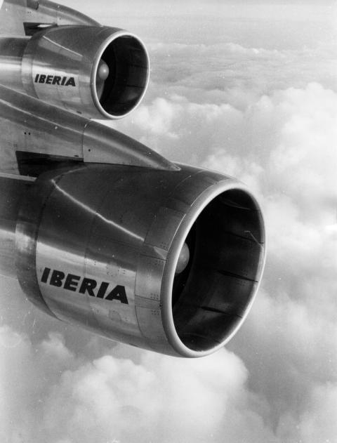 Iberia imágenes antiguas