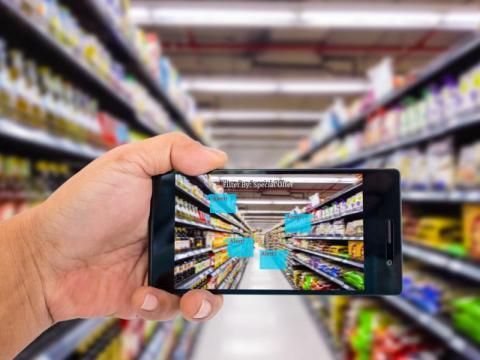 La informática espacial podría mejorar las experiencias de compra de los consumidores, así como la eficiencia interna de las empresas.