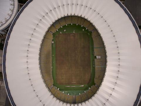 Maracanã Stadium.