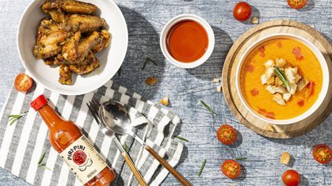 Mercadona vende la salsa picante portuguesa más universal: el piri-piri.