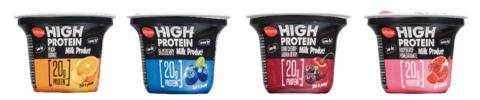 Nuevos yogures High Proteín de Lidl.