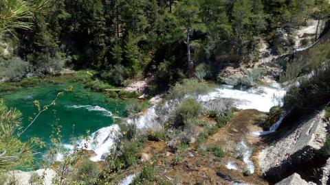 Parque Natural del Alto Tajo.