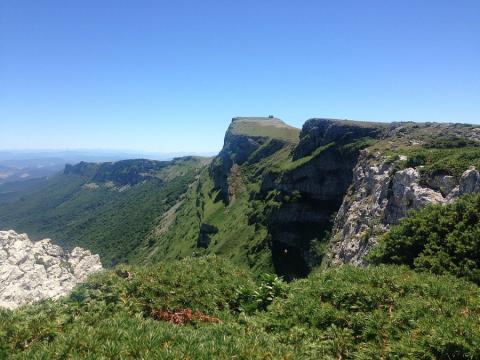 Parque Natural Urbasa Andia, Navarra.