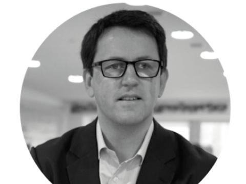Peter Keenan, CEO y cofundador de Apexx.