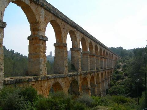 Puente del Diablo, Tarragona.