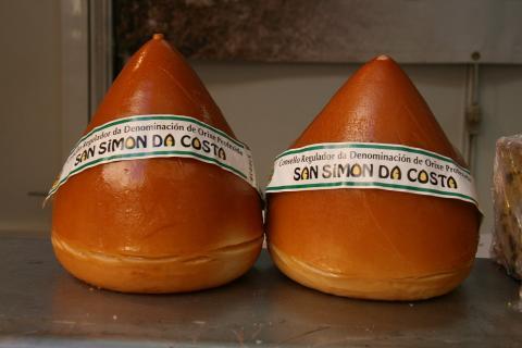 Queso de San Simón