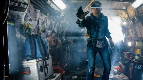 'Ready Player One'.